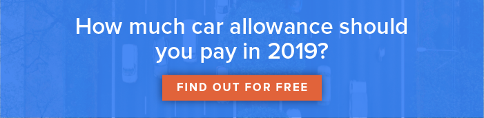 2019 Car Allowance Policy : How to Set the Proper Amount