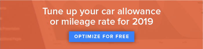 irs mileage rate 2019