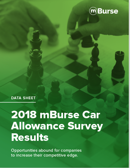 2018-Car Allowance Survey