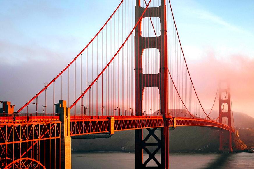 CA Golden Gate Bridge