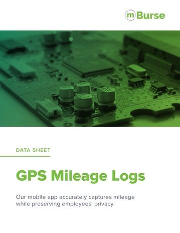 gps mileage log mburse