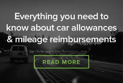 The ultimate guide to car allowances and mileage reimbursements