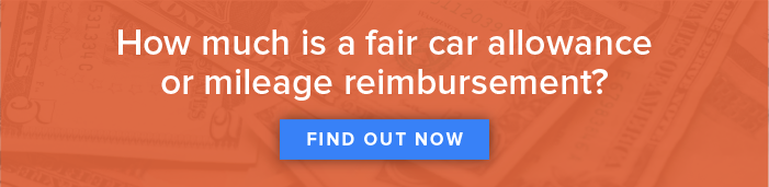How much is a fair vehicle reimbursement