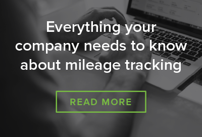Everything your company needs to know about mileage tracking