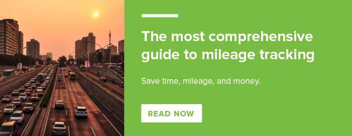 Everything you need to know about mileage tracking