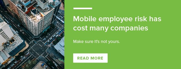 What you need to know about mobile employee risk