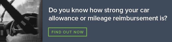 Grade your car allowance or mileage reimbursement