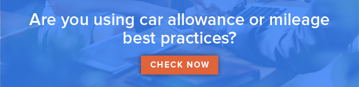 2019 vehicle reimbursement best practices