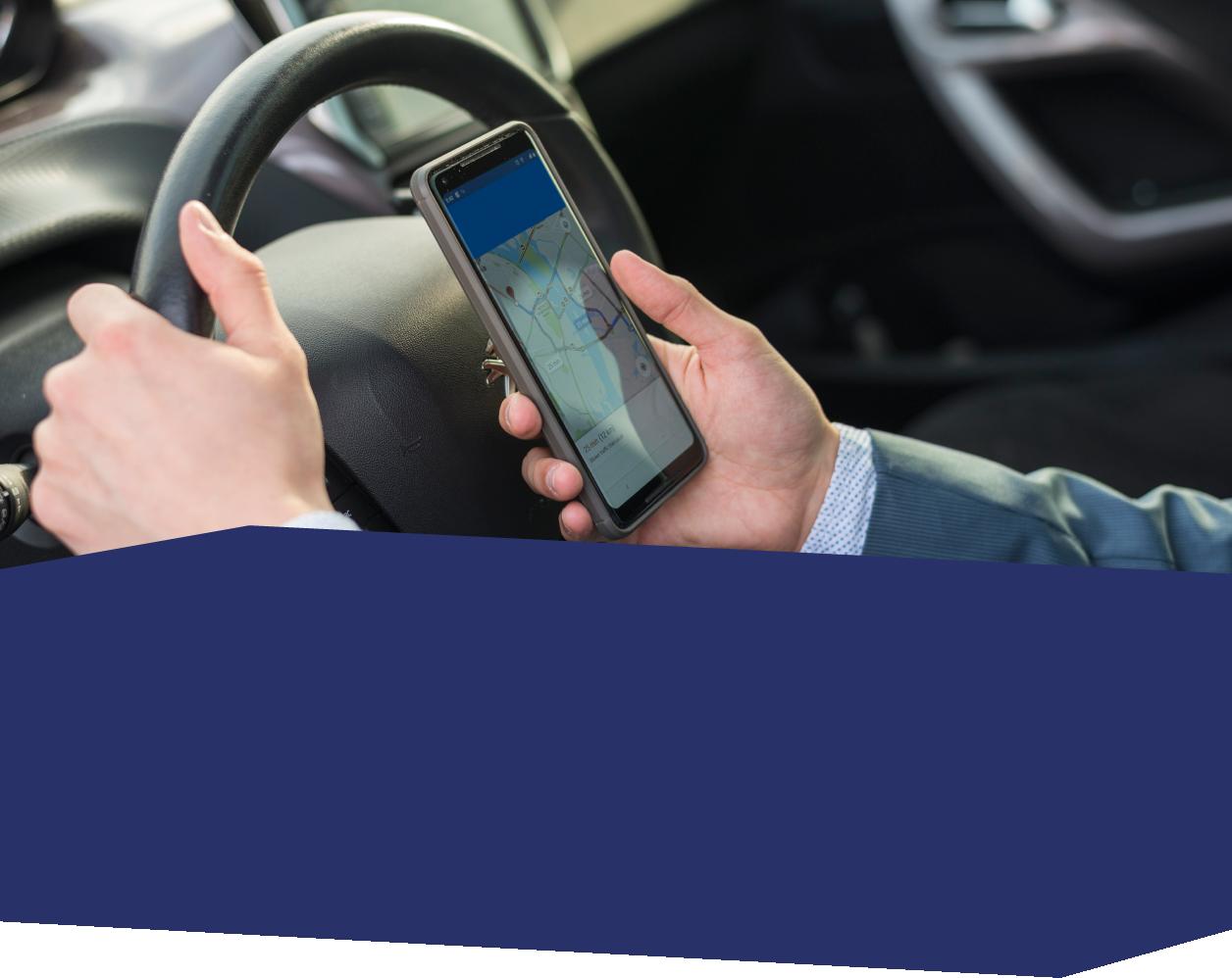 Ch3 smartphone - mileage reimbursement company fit